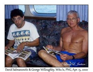 David Salmanowitz & George Willoughby