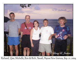 Richard, LJax, Michelle, Ron & Rich
