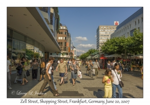 Zell - Shopping Street