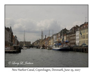 New Harbor Canal