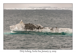Dirty Iceberg