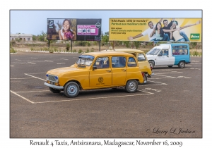 Renault 4 Taxi
