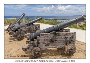 Spanish Cannons