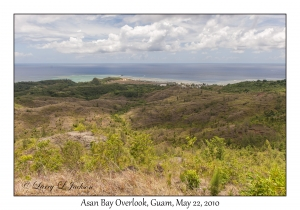 Asan Bay Overlook