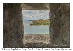 Fort Santo Angelo from Guard Post