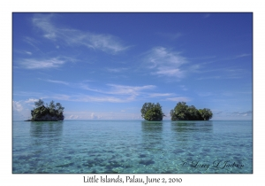 Little Islands