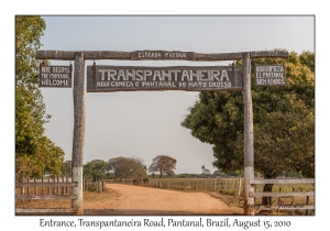 Transpantaneira Road