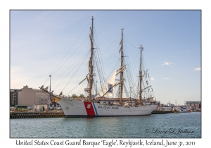 United States Coast Guard Barque 'Eagle'