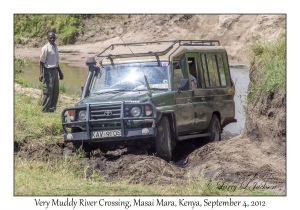 Very Muddy River Crossing