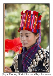 Jingpo Culture Dancer