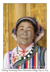 Dulong Culture Woman