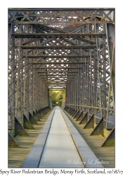 Spey River Pedestrian Bridge